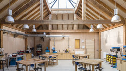 Design Technology Block / Squire and Partners