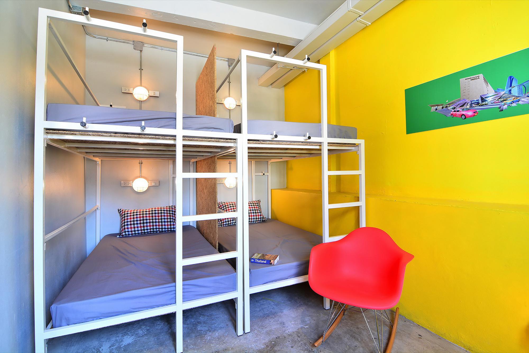 Gallery of adventure hostel integrated design office 9 for Hostel design