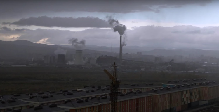 Video: A Day in the Life of a Civil Engineer in the Mongolian City of Ulaanbaatar, Still: the skyline of Ulaanbaatar. Image Courtesy of The School of Life