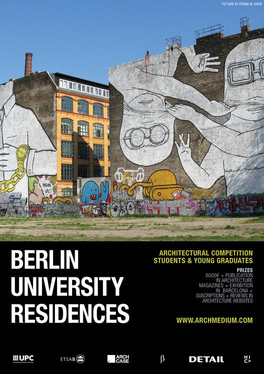 Competition: Berlin University Residences (BUR)