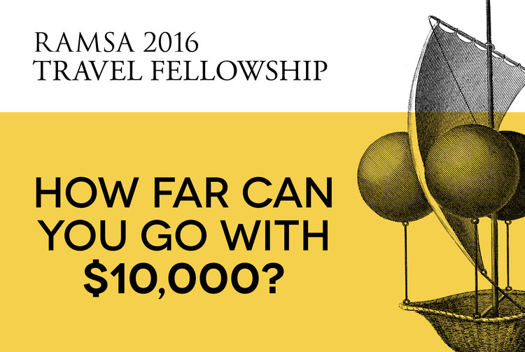 Call for Applications: RAMSA 2016 Travel Fellowship
