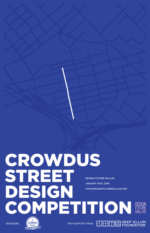 Open Call: Crowdus Street Design Competition