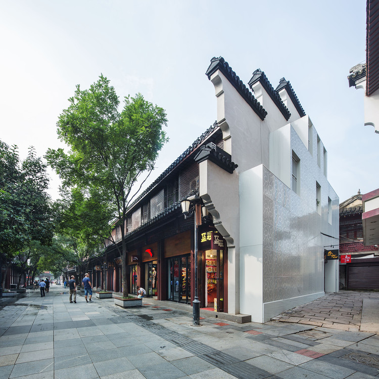 Renovation of Nanjing Confucius Temple / DC ALLIANCE, © Lyu Hengzhong