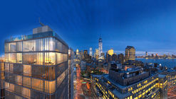 Renzo Piano Designs Glass Soho Tower for New York