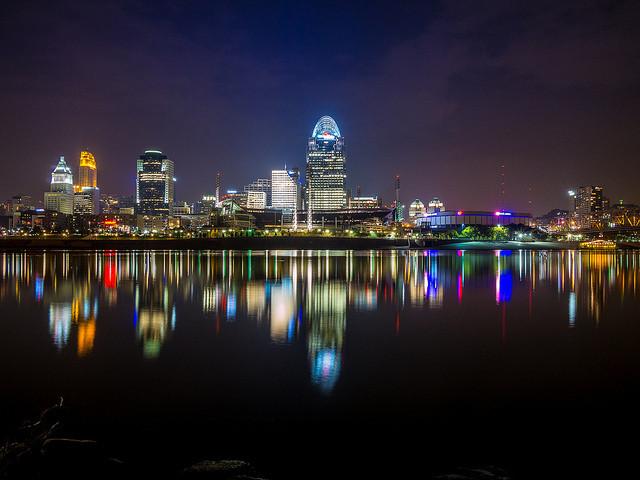 Henning Larsen Selected to Design First US Project in Cincinnati, © Flickr CC User Robert S. Donovan