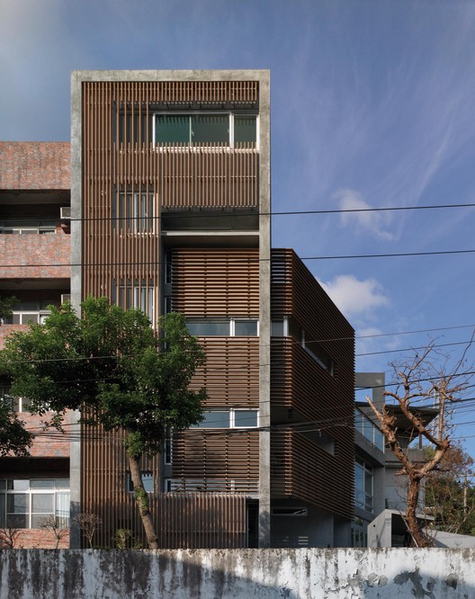 Casa familiar en Taipei / Preposition Architecture, Cortesía de Preposition Architecture