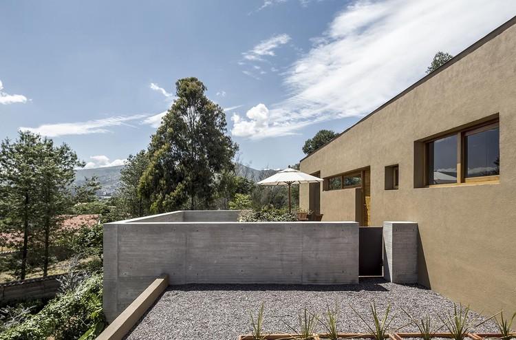 Casa JS-DM / Diez+Muller Arquitectos, © Sebastián Crespo