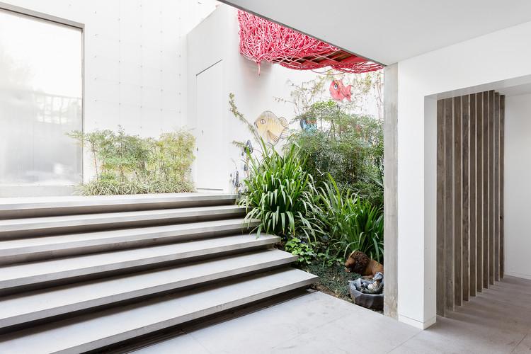 Brinquedoteca pascali semerdjian arquitetos archdaily - Maison insolite la toy house par pascali semerdjian architects ...