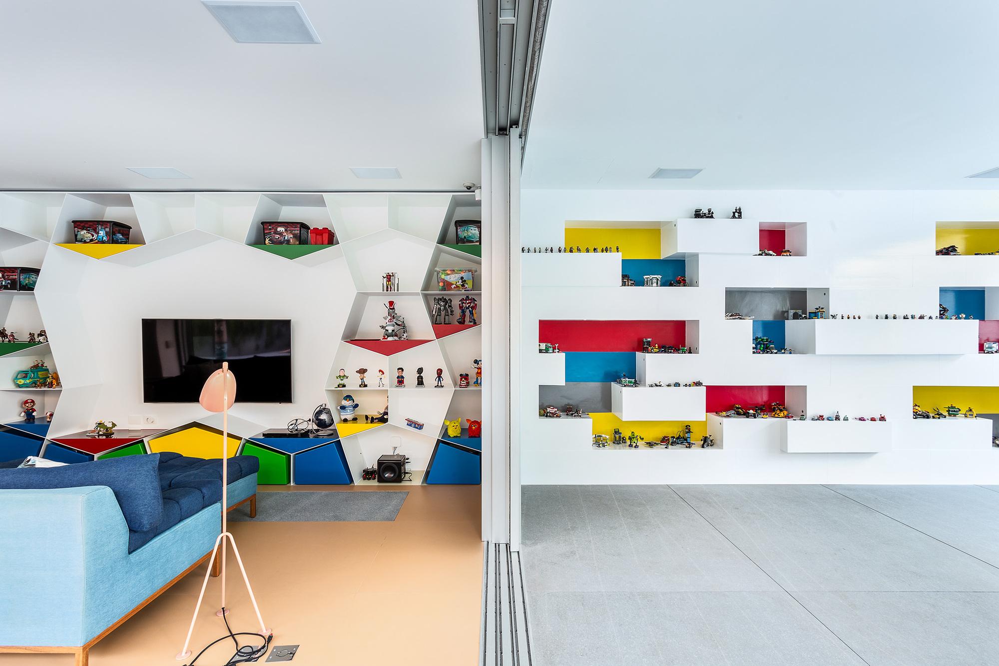 Galeria de brinquedoteca pascali semerdjian arquitetos 3 - Maison brooklin sao paulo galeria arquitetos ...