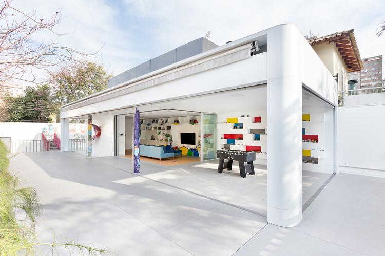 Brinquedoteca / Pascali Semerdjian Arquitetos, © Ricardo Bassetti