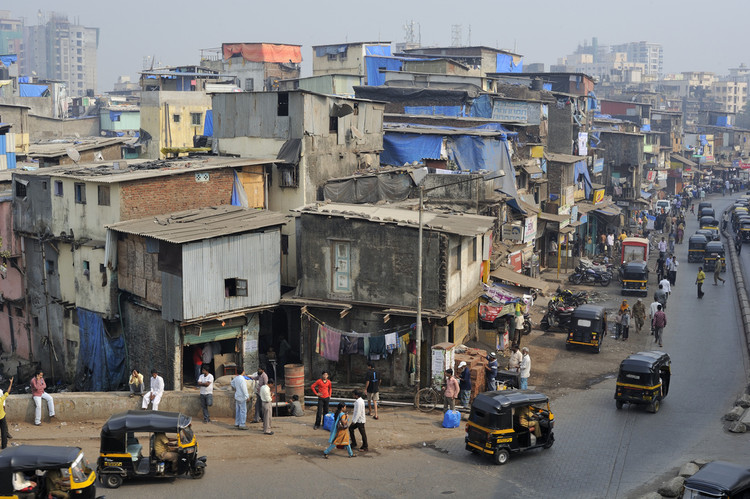 Mumbai Plans for World's First Slum Museum , Dharavi. Image © Flickr CC User M M