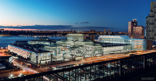New York to Expand Its Jacob K. Javits Convention Center, Building after renovation. Image © Governor Andrew Cuomo