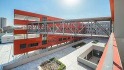 Hefei No.45 Middle School / VolumeOne
