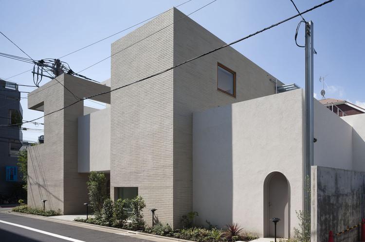 House in Takaban / K+S Architects, © Hiroshi Ueda