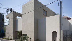 House in Takaban / K+S Architects