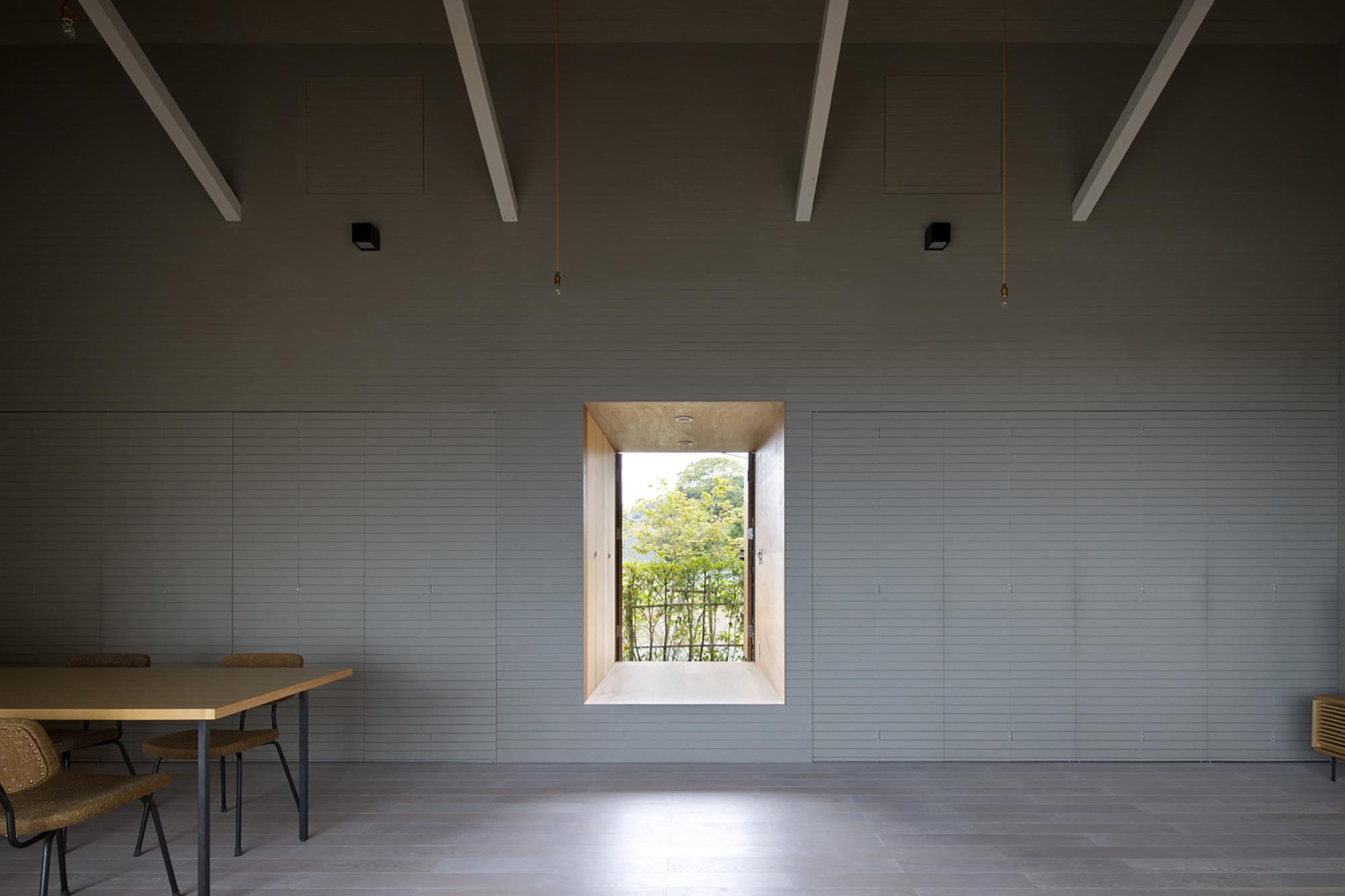 Gallery Of House In Kiirenakamyo Suppose Design Office 9