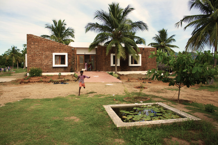 Vellore House / Made in Earth , Courtesy of Made in Earth