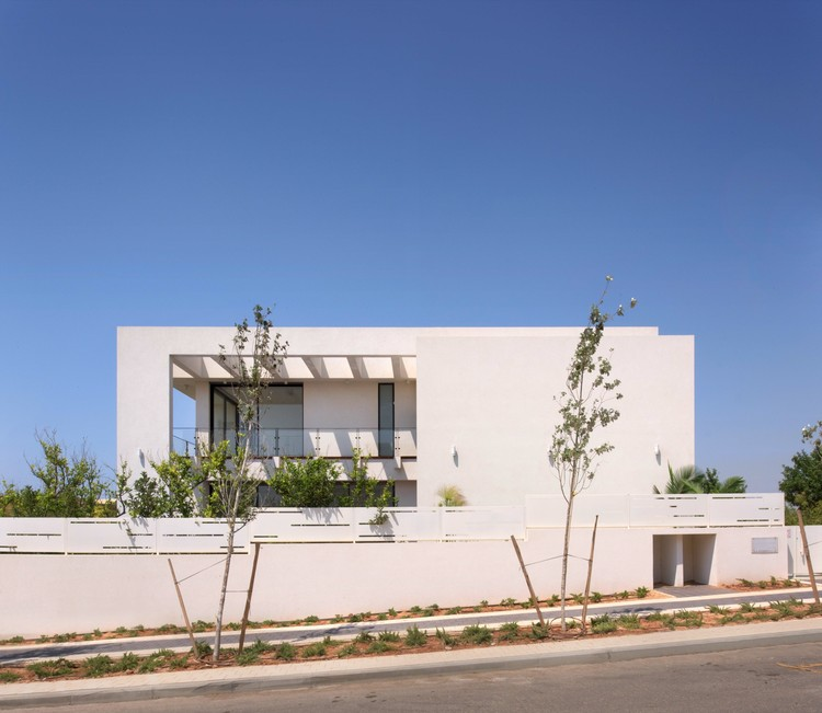 House N / Israel Nottes Architects, © Omri Amsalem