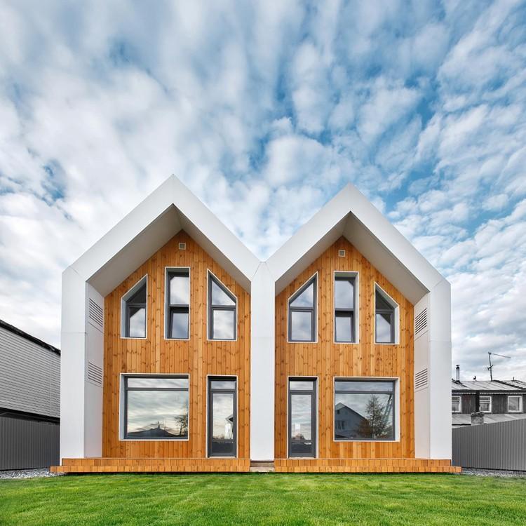 Casa doble / Bokarev Architects, © Bokarev Architects - Maxim Denisenko