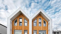 Double House / Bokarev Architects