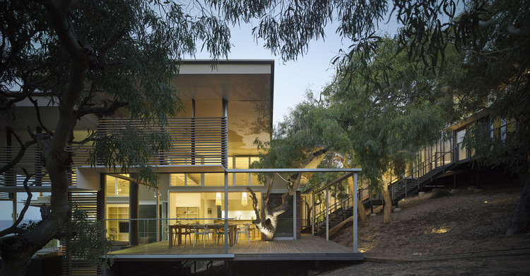 Casa de Praia Red Rock / Bark Design Architects, © Christopher Frederick Jones