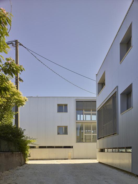 Tirepois / FABRE/deMARIEN architectes, © Stéphane Chalmeau