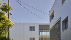 Tirepois / FABRE/deMARIEN architectes