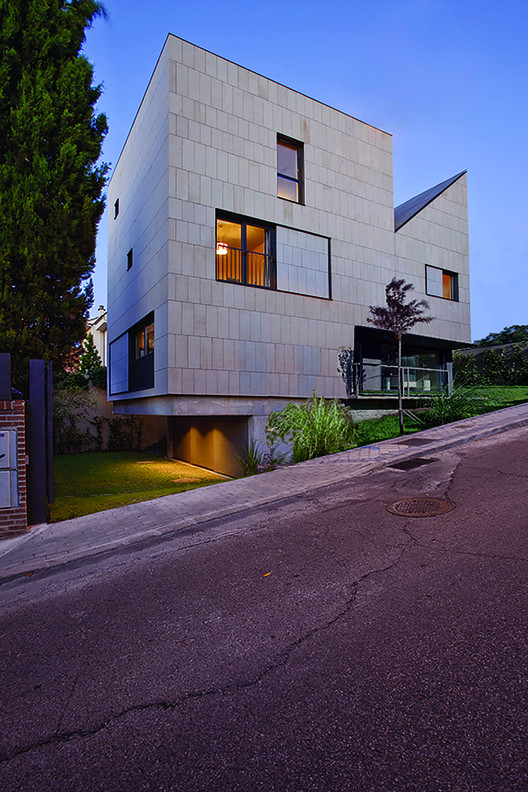 Casa Hernandez / Daniel Valle, Cortesia de Daniel Valle