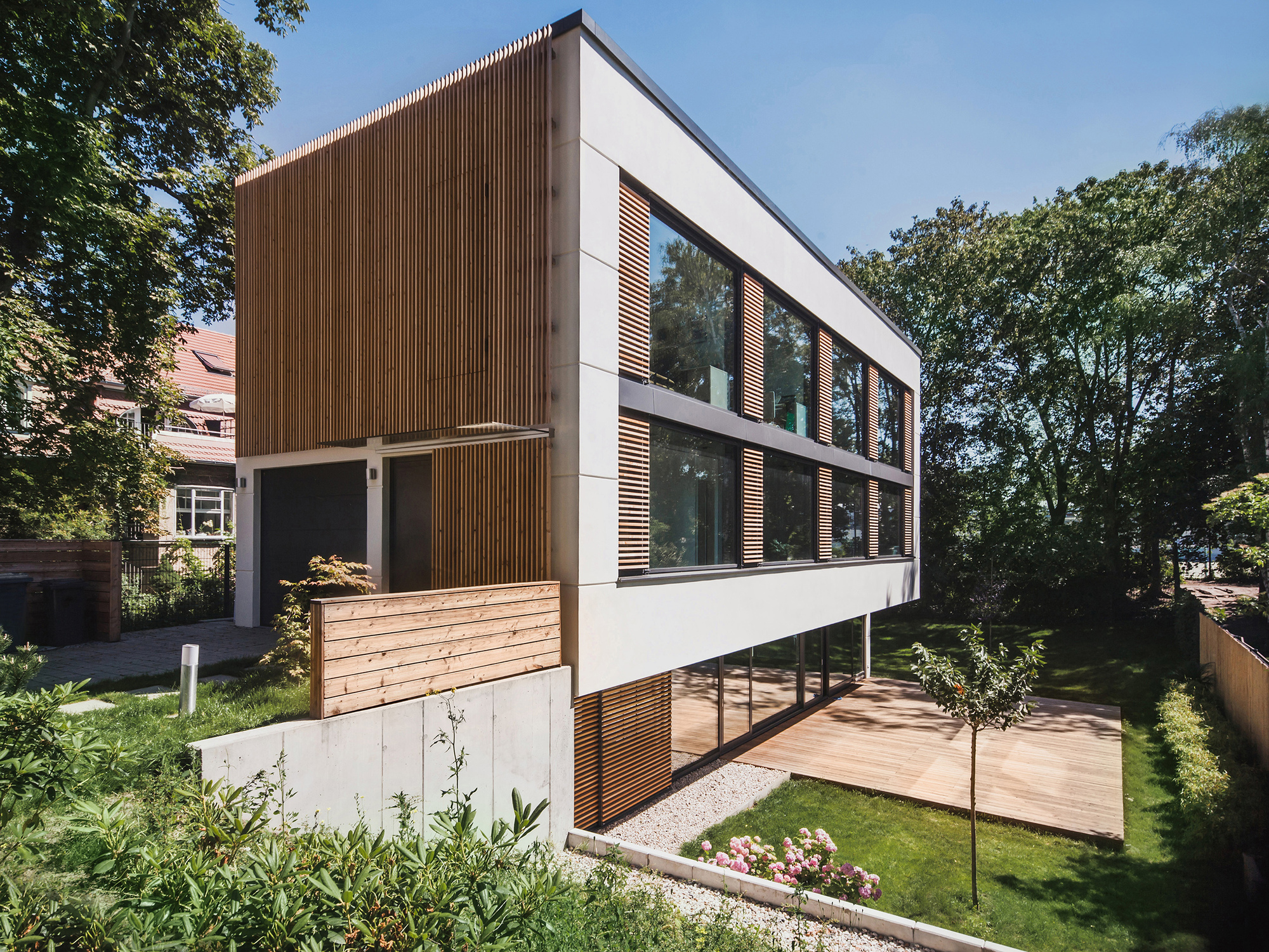 Peter Ruge Architekten Office Archdaily