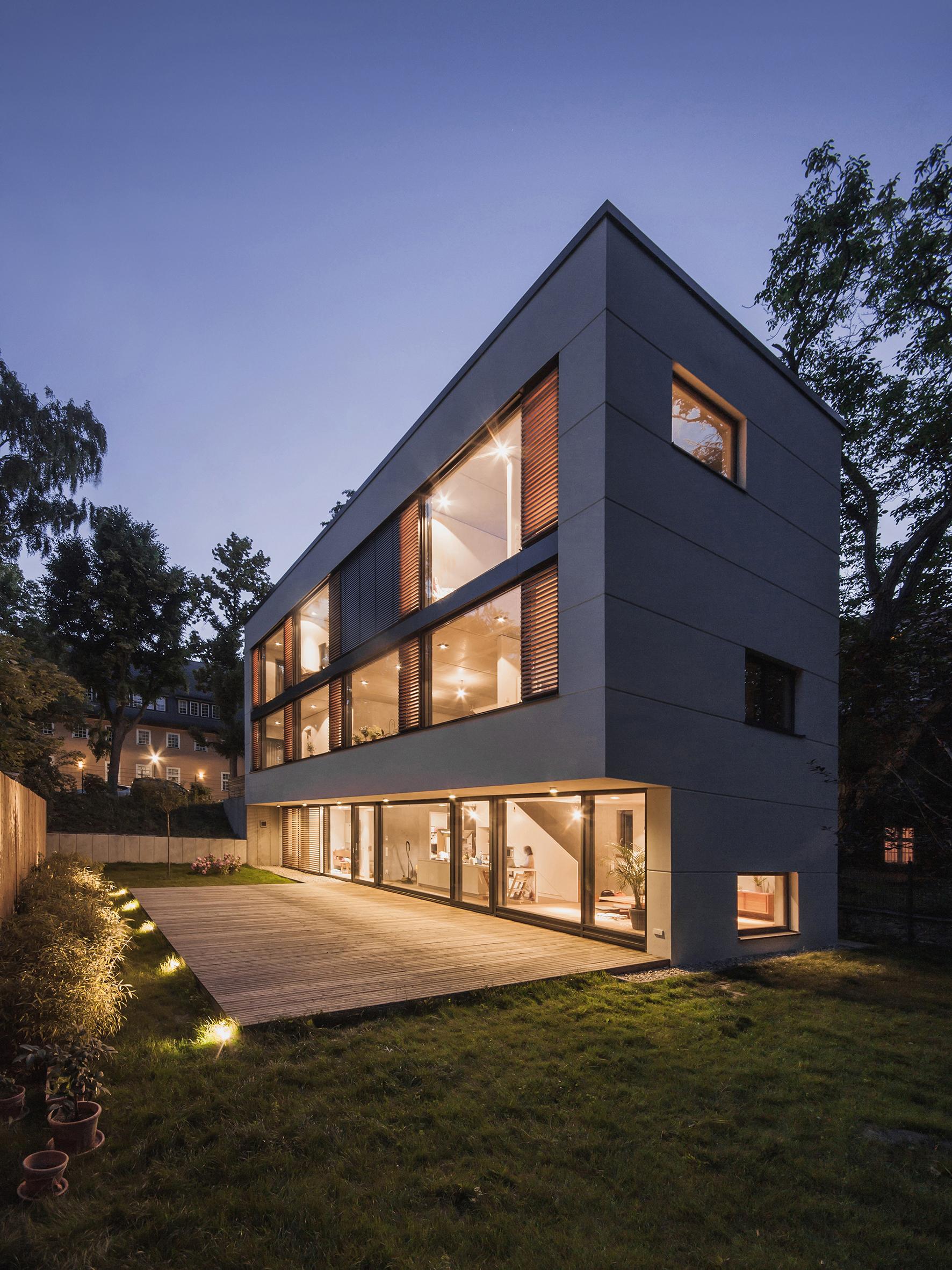 Gallery of house m peter ruge architekten 4 - Peter ruge architekten ...
