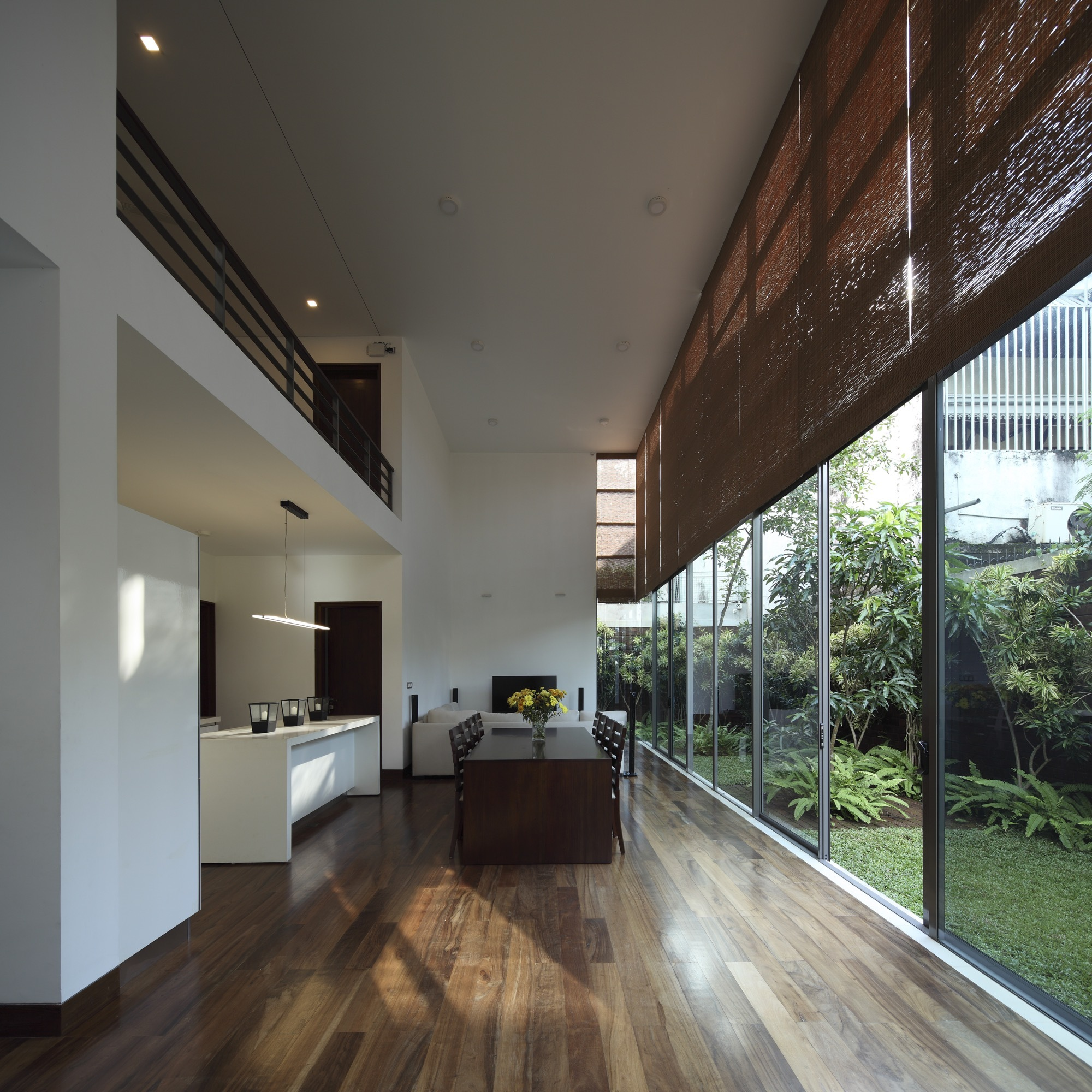 Layered House Kwa Architects Archdaily