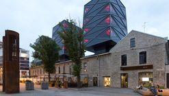 Rotermann Carpenter's Workshop / KOKO architects