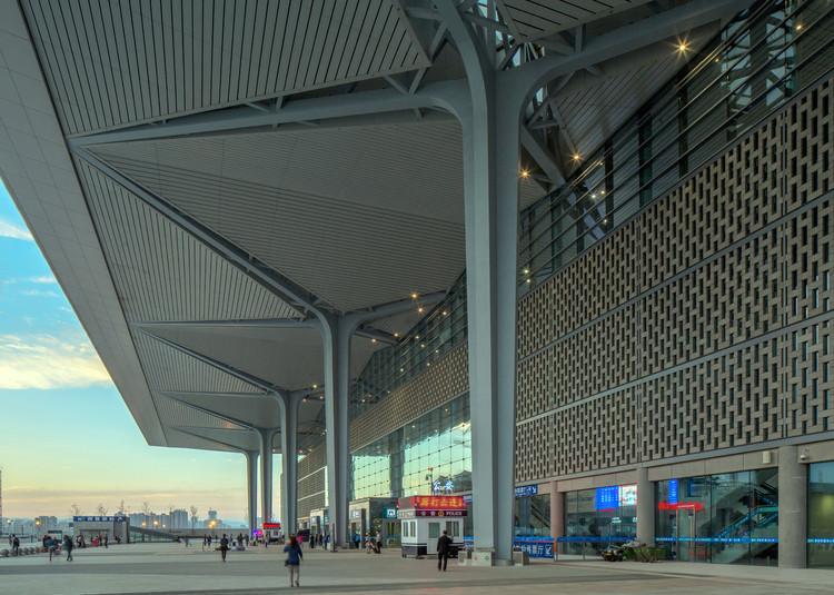 Estación de Tren Taiyuannan / CSADI, © Shuo Ding, Chunfang Li