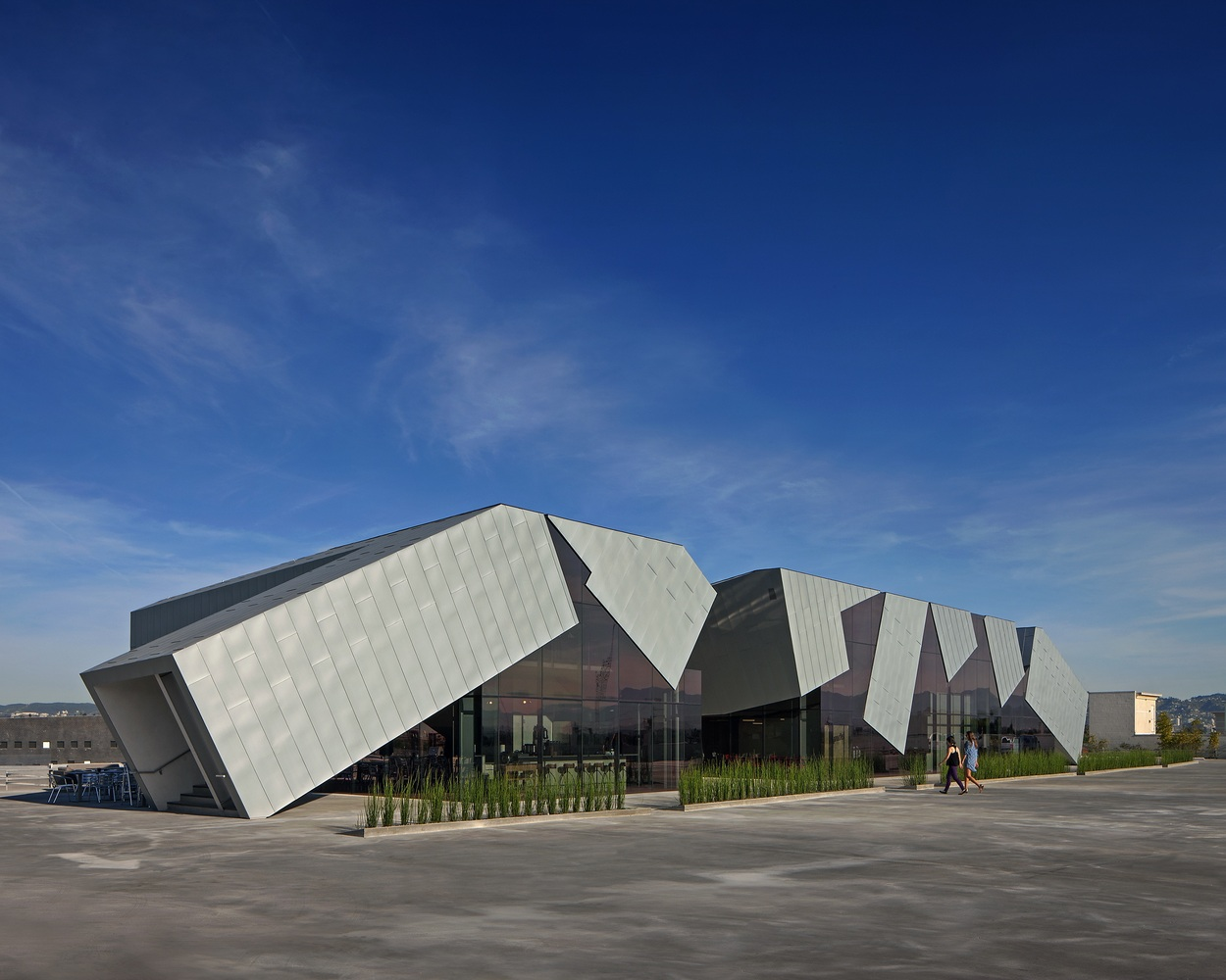 Exceptionnel AIA Names 18 Projects As Best New Architecture In US,Pterodactyl / Eric  Owen Moss