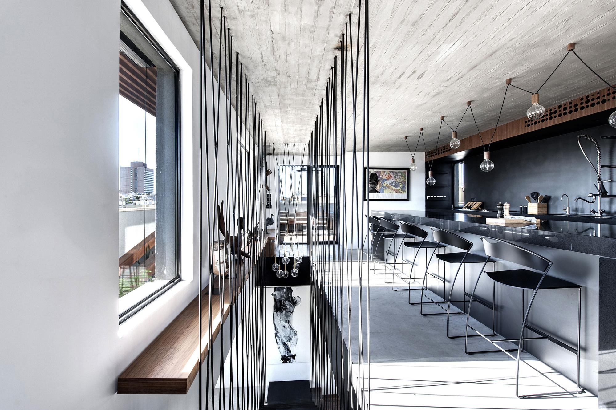 Duplex en Tel Aviv / Toledano +Architects