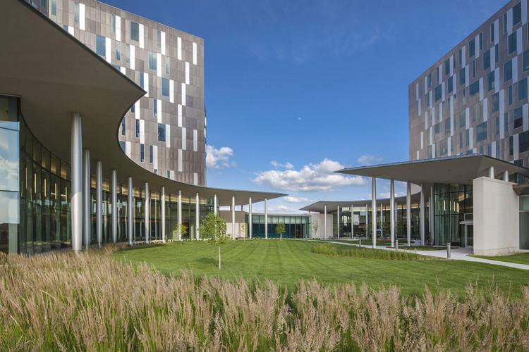 Cerner Continuous Campus / Gould Evans, © Art Gray