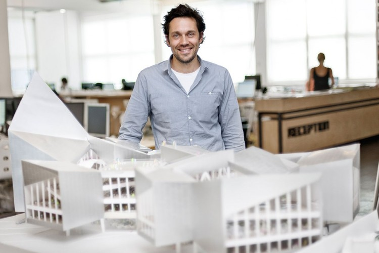 Jakob Lange on Founding BIG Ideas and the Diverse Future of Architectural Practice, Jakob Lange | BIG. Image © Flemming Leitorp