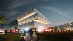 Mossessian Architecture Selected to Design an Islamic Faith Museum in Mecca