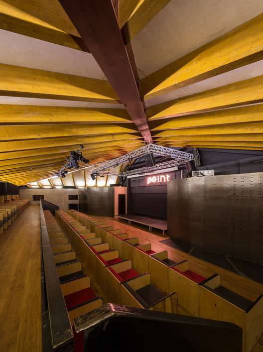 Point Theatre / Tudor Ciocanescu Arhitect + Lama Arhitectura, © Radu Malașincu