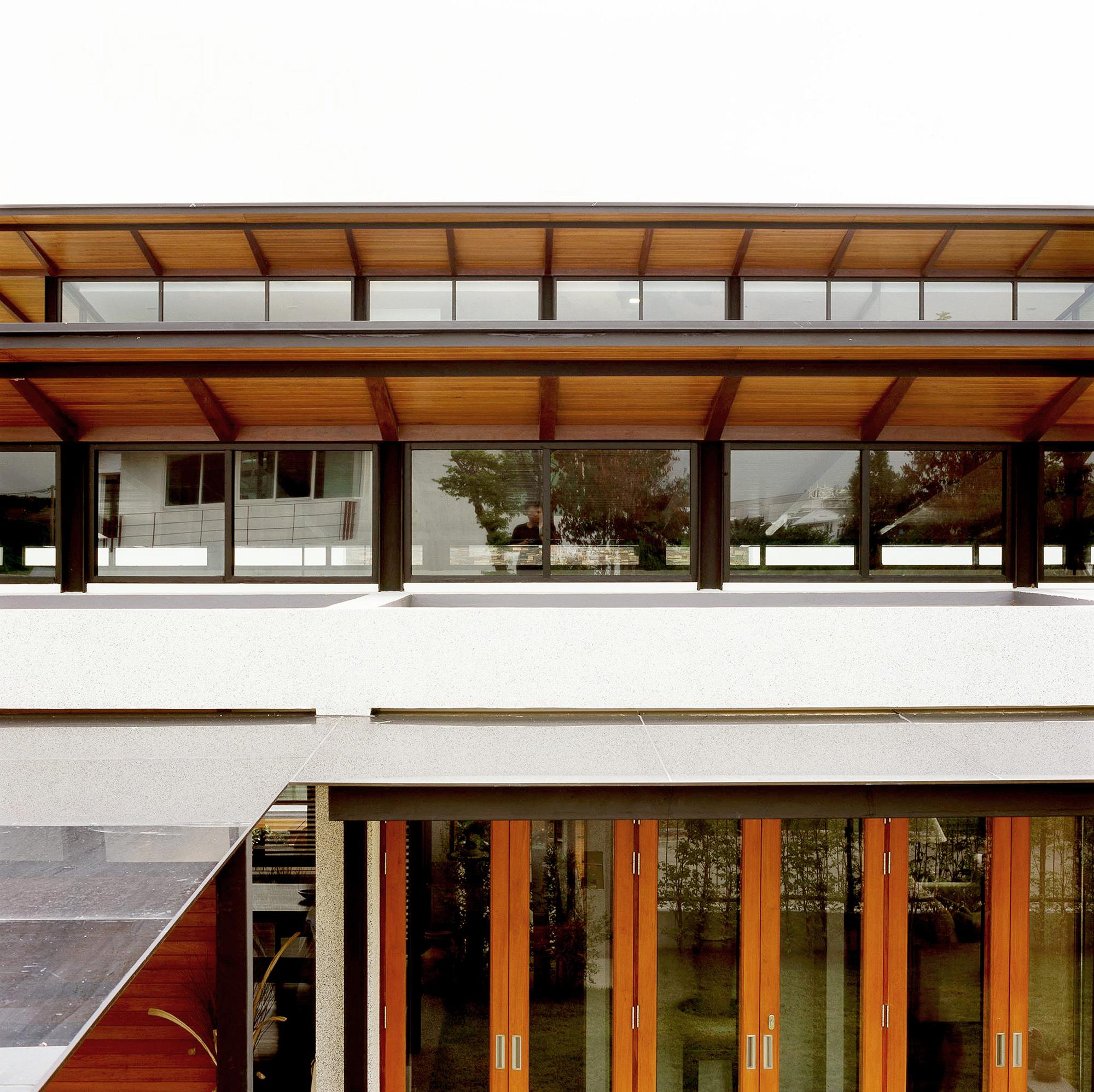 Bridge House By Junsekino Architect And Design: Gallery Of Nature House / Junsekino Architect And Design
