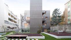 Residential Building in Via Bellincione / DAP Studio