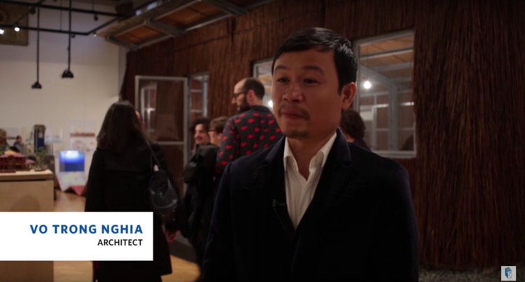 AD Interviews: Vo Trong Nghia / Chicago Architecture Biennial, © ArchDaily