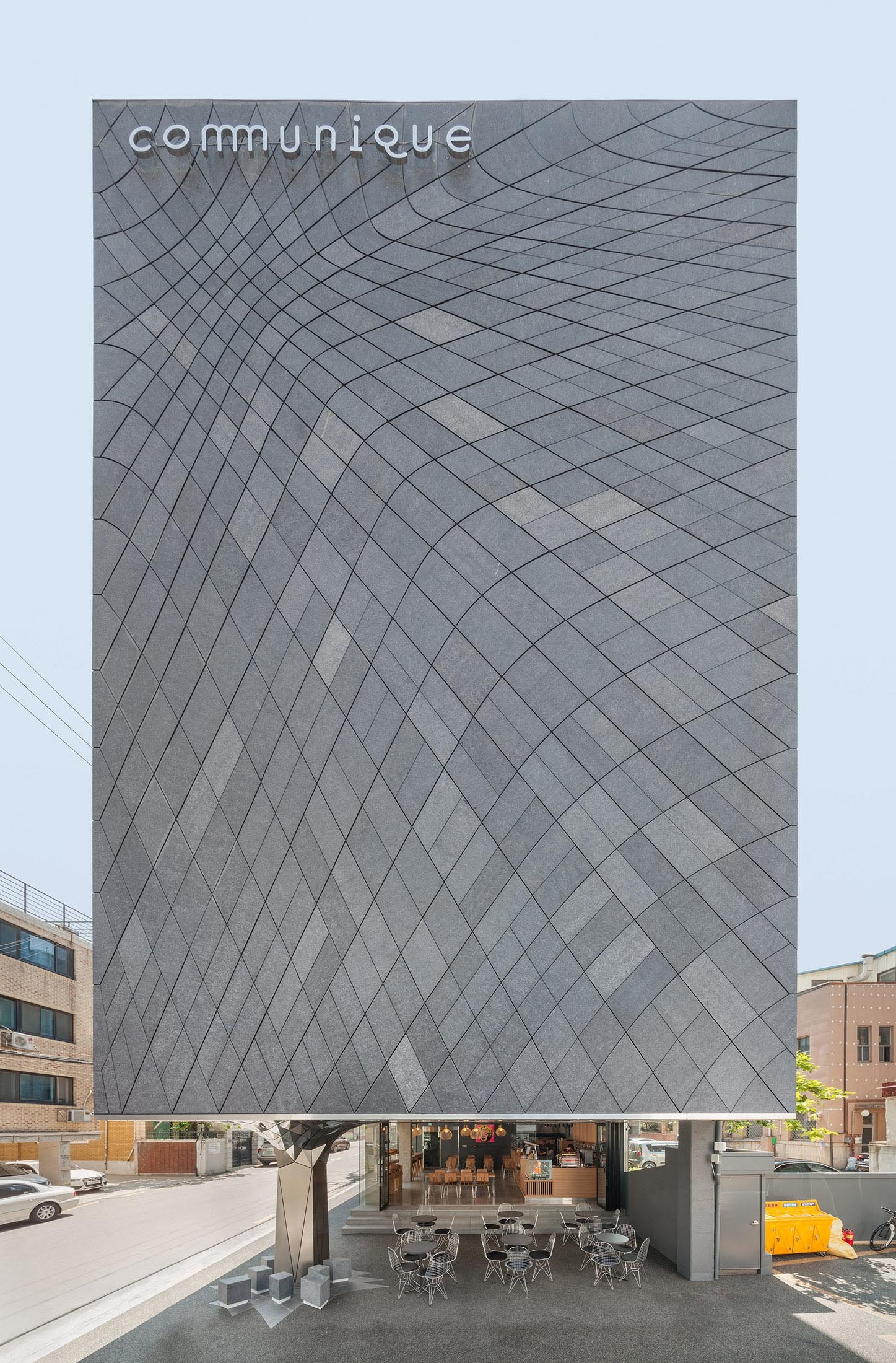 Communique Headquarters / DaeWha Kang Design