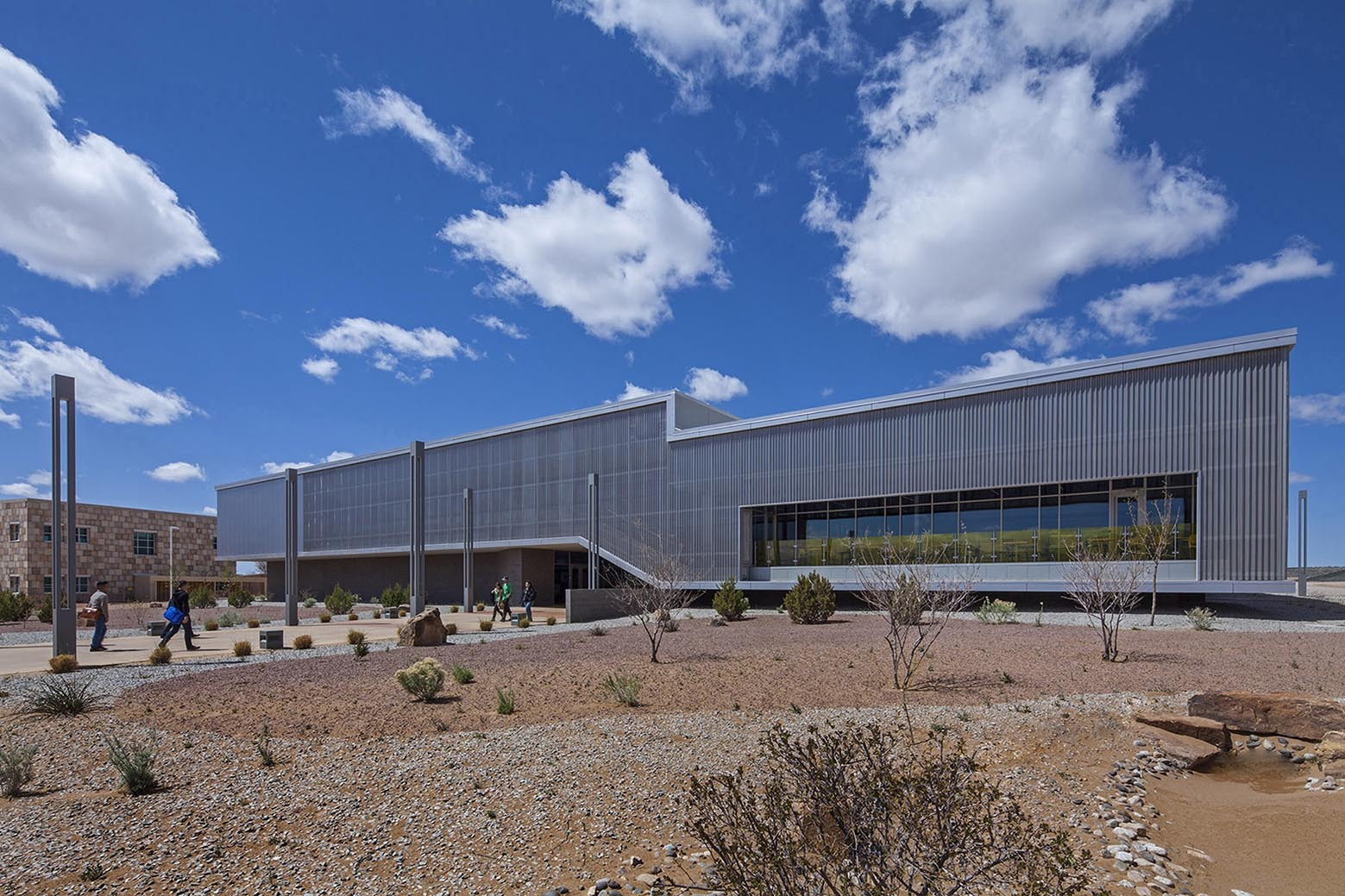 Central New Mexico Community College – Culinary Arts Facility |New Mexico Community College
