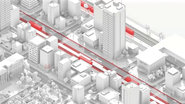 Prefeitura de São Paulo disponibiliza exemplares impressos do Plano Diretor Estratégico, Screenshot do vídeo vencedor do Concurso Nacional de Curtas Metragens sobre o Plano Diretor Estratégico de São Paulo