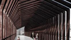 Pasarela peatonal en Foshan  / ADARC Associates