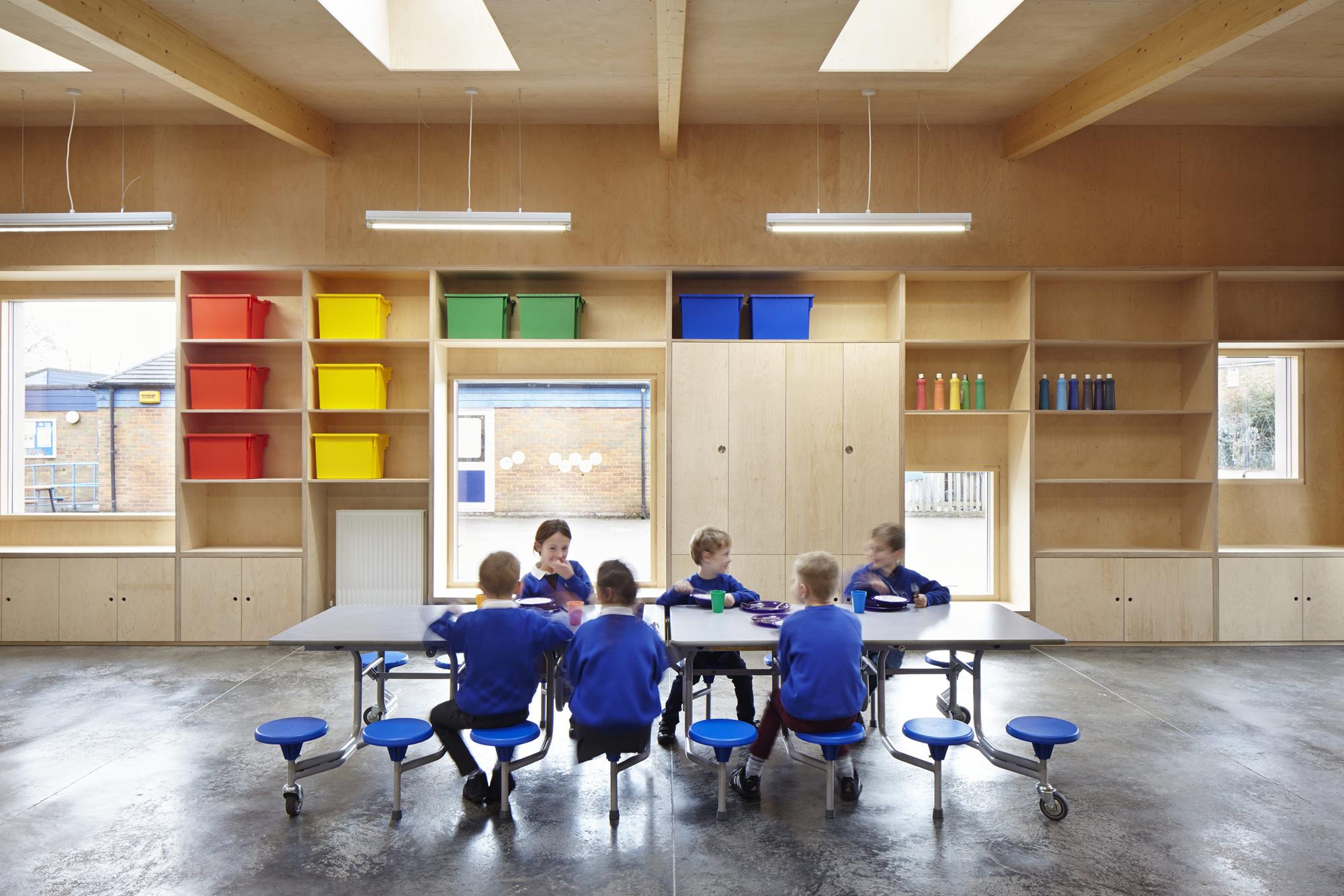 Galer a de comedor de la escuela primaria prestwood de for Comedor de escuela
