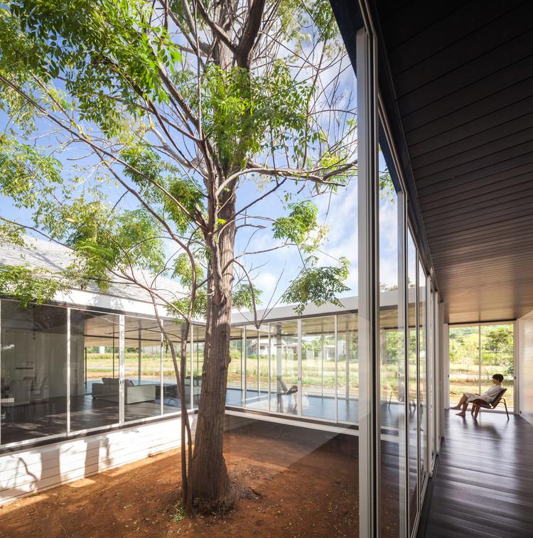 Baan Rai Thaw Si / SOOK Architects, © Spaceshift Studio
