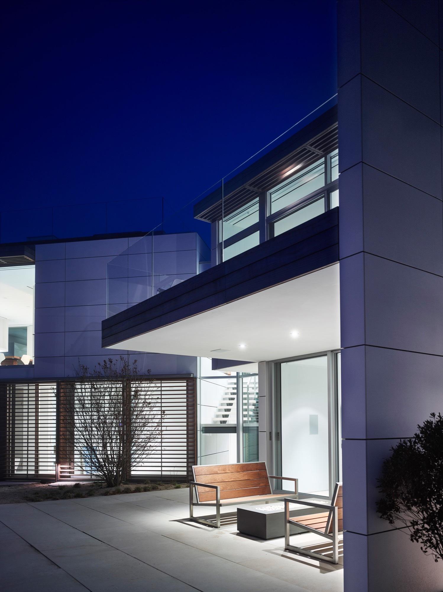 Galer a de casa en las dunas stelle lomont rouhani architects 13 - Casa las dunas ...
