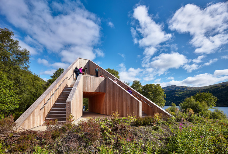 The Pyramid Viewpoint / BTE Architecture, © Andrew Lee